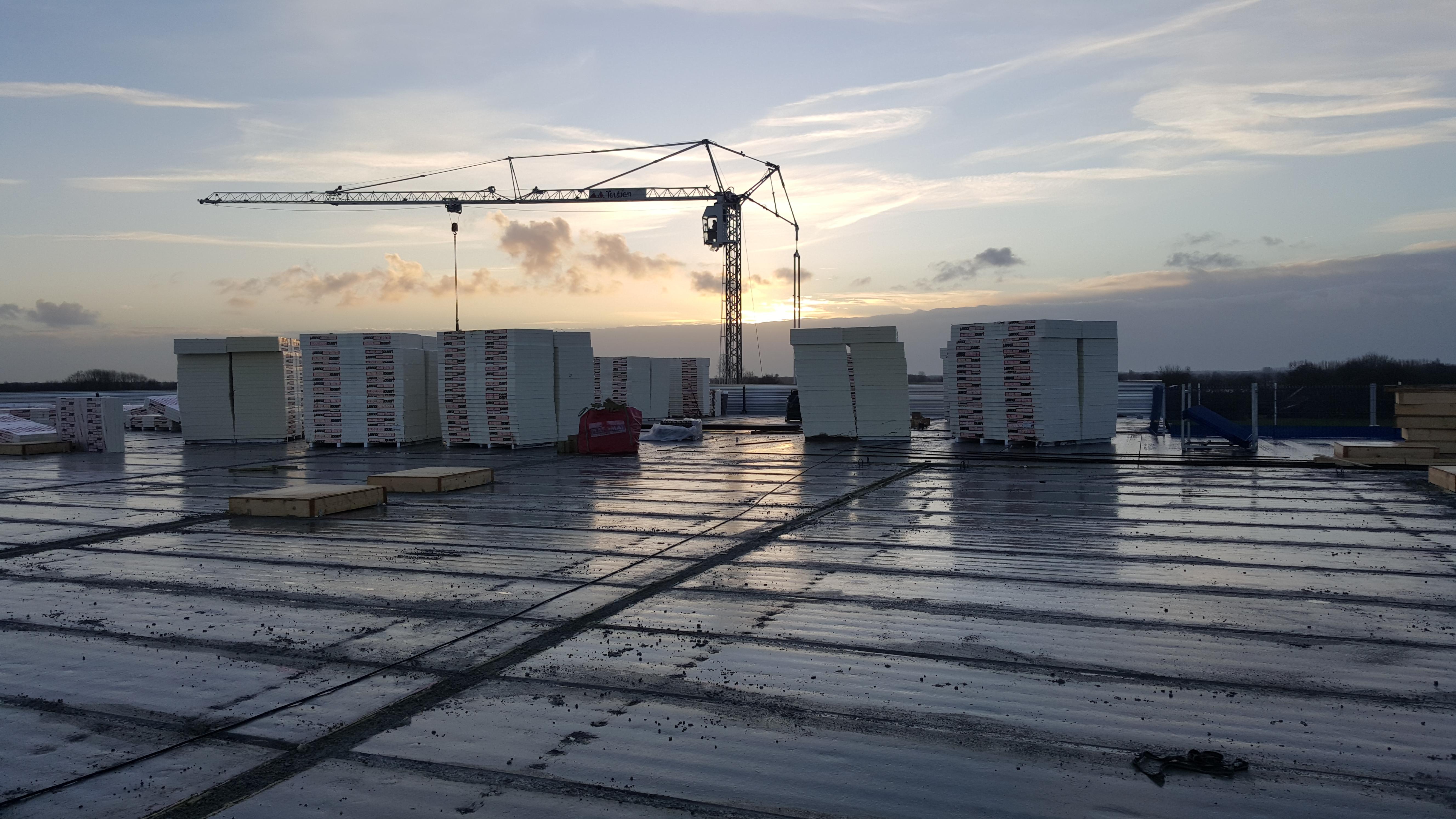 Nieuwbouw dak 6