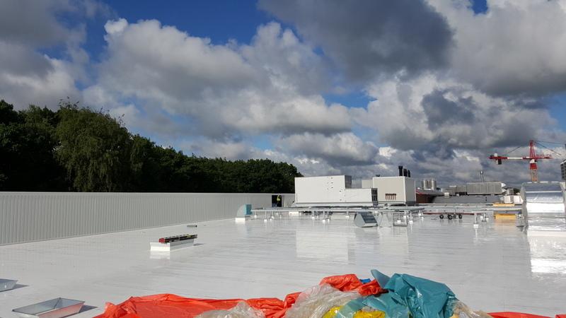 Nieuwbouw dak 8